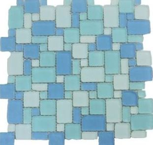 SO - BEACH GLASS SURF FRENCH PATTERN