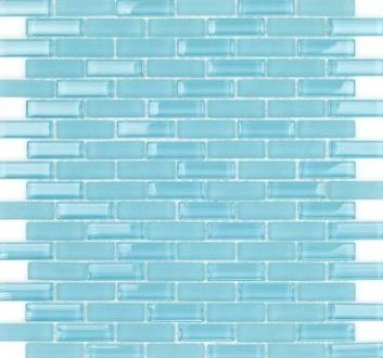 SO - CRYSTAL TURQUOISE BRICK
