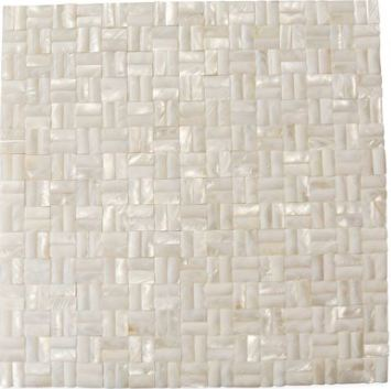 SO - PEARL WEAVE 3D WHITE