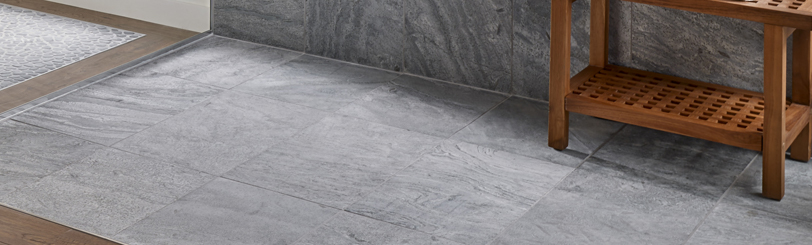 Quartzite Tile Flooring
